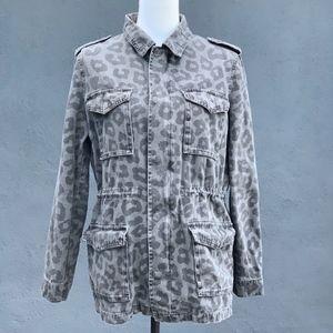 Ellison | Leopard Print Jacket